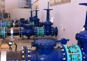 Zatary Water Conveyance project